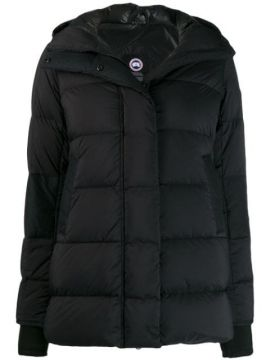 Hooded Puffer Jacket - Canada Goose
