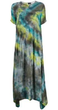 Tie-dye Maxi Dress - Collina Strada
