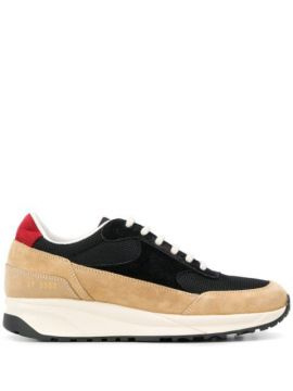 Track Colour-block Sneakers - Common Projects