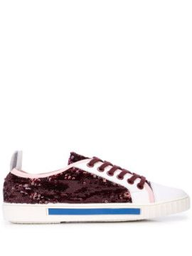 Sequin Sneakers - Carven