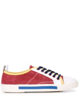 Block Colour Sneakers - Carven