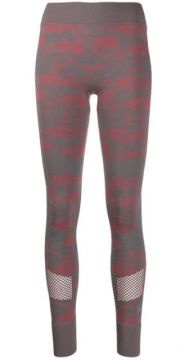 Camouflage Leggings - Adidas By Stella Mccartney