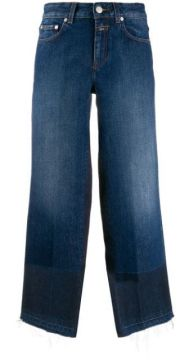 Cropped Jeans - Closed
