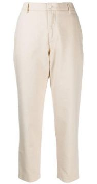 Cropped Slim-fit Trousers - Barena