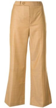 Cropped Trousers - Zimmermann
