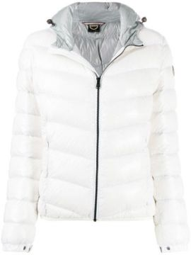 Lacquered-effect Winter Down Jacket - Colmar
