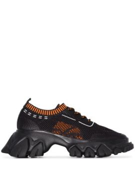 Chunky Sole Sneakers - Angel Chen