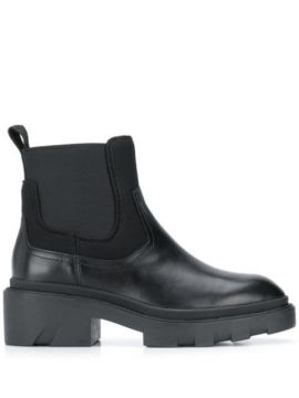 Metro Ankle Boots - Ash