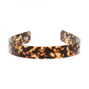 Brown Ajuna Tortoiseshell Headband - Aym