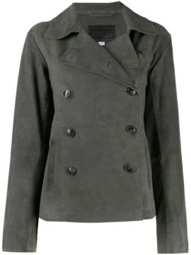 Double-breasted Fitted Jacket - Closed