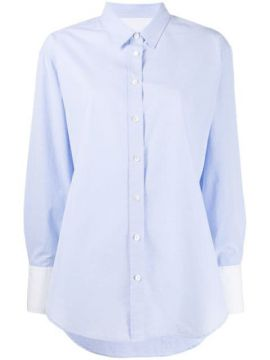 Buttoned Loose Shirt - Closed