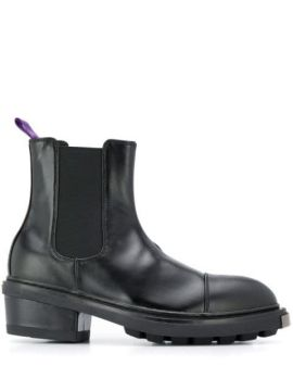 Chunky Sole Ankle Boots - Eytys