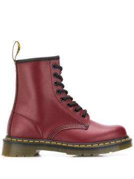 Leather Ankle Boots - Dr. Martens