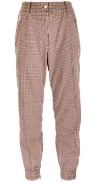 Checked Tapered Trousers - Derek Lam 10 Crosby