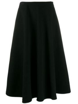 Disk Midi Skirt - Courrèges