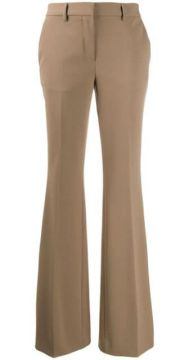 Tailored Flared Trousers - Brag-wette