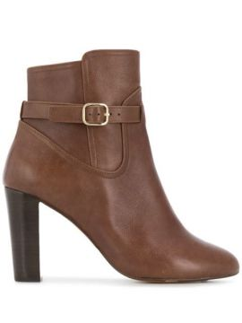 Ankle Boot Com Fivela Lateral - Tila March