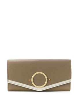 Aura Two-tone Wallet - See By Chloé