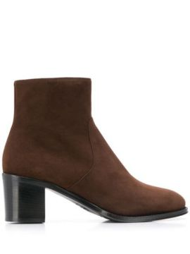 Zip Up Ankle Boots - Churchs
