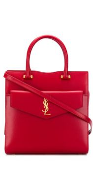 Small Uptown Tote - Saint Laurent