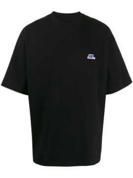Ae Logo-patch T-shirt - Ader Error