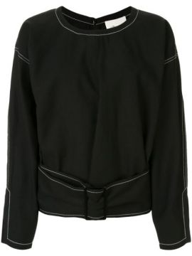Belted Structured Top - 3.1 Phillip Lim