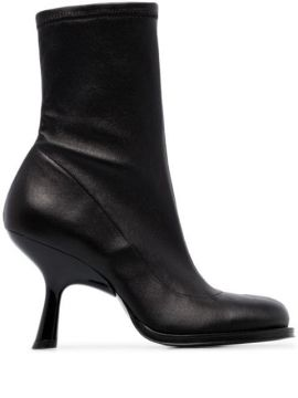 Ankle Boot Com Stretch - Simon Miller