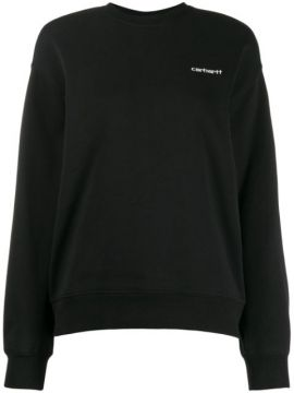 Embroidered Logo Sweatshirt - Carhartt Wip