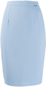 Fitted Pencil Skirt - Styland