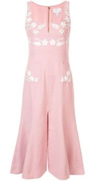 Pastime Paradise Floral Dress - Alice Mccall