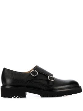 Rome Monk Strap Loafers - Doucals