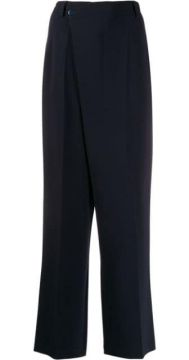 Flared Style Trousers - Brag-wette
