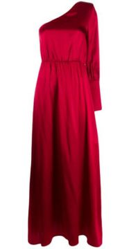 Fitted One Shoulder Dress - Federica Tosi