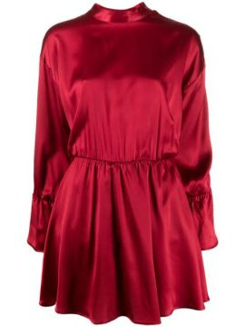 Fitted Flared Dress - Federica Tosi