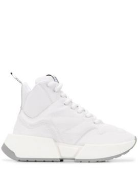 Chunky High Top Sneakers - Mm6 Maison Margiela