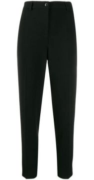 Slim-fit Tailored Trousers - Boutique Moschino
