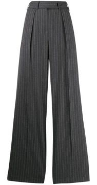Pinstripe Trousers - Alexandre Vauthier