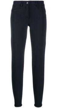 High-waist Cropped Trousers - Cambio