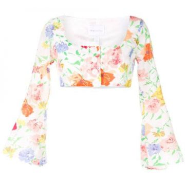 Picasso Floral Blouse - Alice Mccall