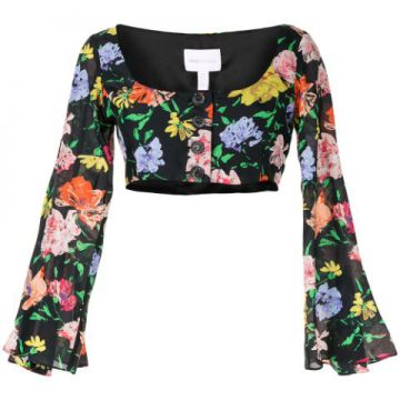 Floral Picasso Top - Alice Mccall