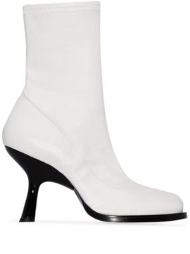 90 Stretch Ankle Boots - Simon Miller