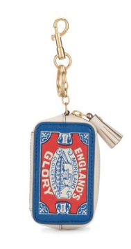 Leather Matchbox Coin Purse - Anya Hindmarch