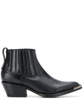 Ankle Boot Com Spike pepper - Ash