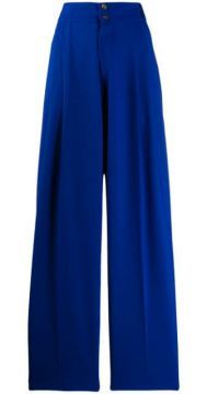 Wide Leg Trousers - Alysi