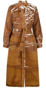 Stained Effect Dress - Anntian
