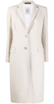 Tailored Single-breasted Coat - Eleventy