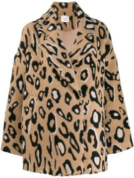 Casaco Animal Print - Alysi
