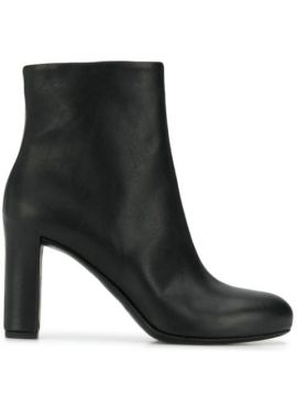 Heeled Ankle Boots - Del Carlo