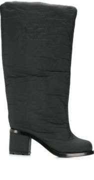 Wide Padded Boots - Courrèges Eyewear