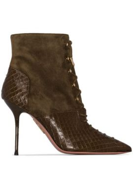 Ankle Boot Berlin 95mm - Aquazzura